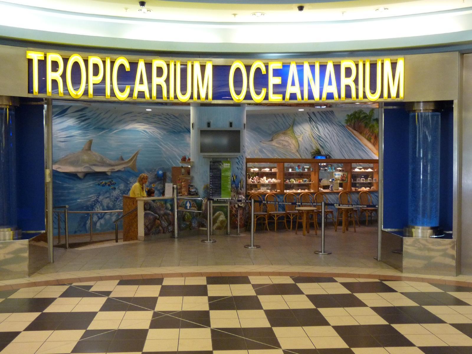 Tropicarium (Aquarium Budapest) (Budapest) Zoos